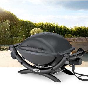 Voorbeeld elektrische barbecue