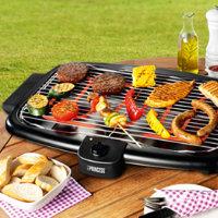 Voorbeeld elektrische tafelbarbecue
