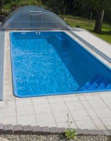 buitenzwembad plaatsen