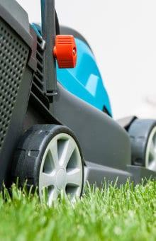 grasmaaier op accu