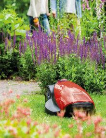 robot grasmaaier