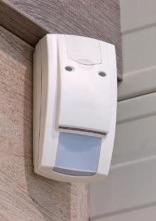 huis beveiligen alarmsysteem