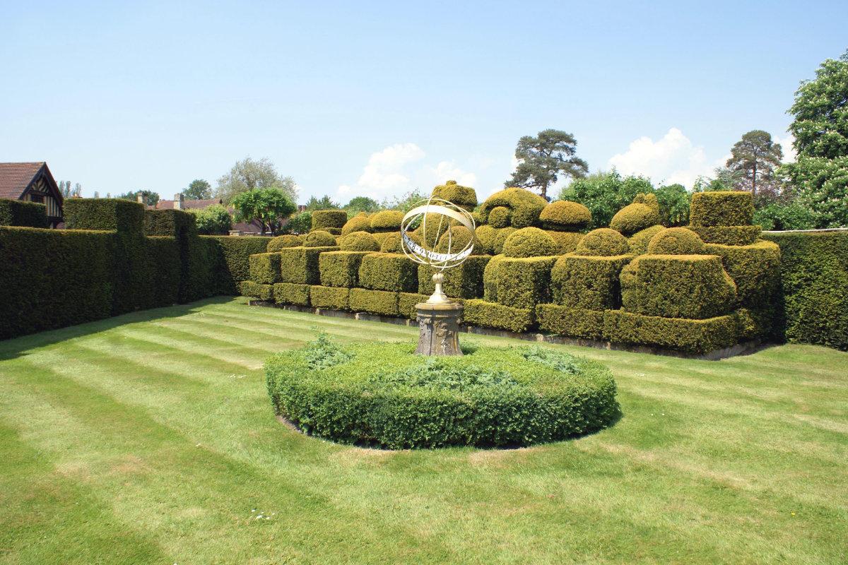 tuininrichting grote tuin